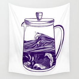 Ocean Potion Wall Tapestry
