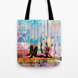 Cheers To The Streets Tote Bag