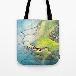 Eagle Valley Fantasy Tote Bag