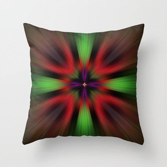 Inner Light Throw Pillow