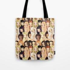 Girlie pattern Tote Bag