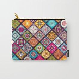 Best Art Formes géométriques décoratifs Carry-All Pouch