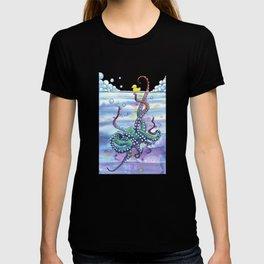 Bath Time Octopus T-shirt