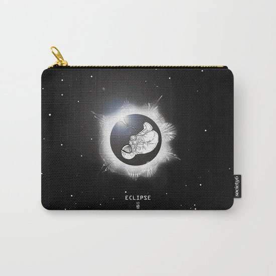 ECLIPSE :: rebirth of the lost cosmonaut Carry-All Pouch