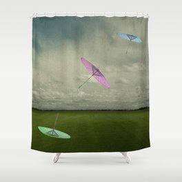 Float on... Shower Curtain