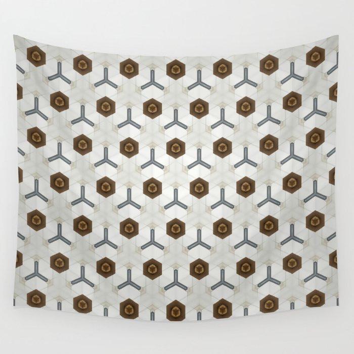 Kaleidoscope 005 Wall Tapestry