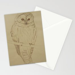 Ink Owl Stationery Cards
