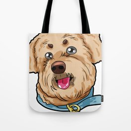 Soft Coated Wheaten Terrier Dog Doggie Puppy Gift Tote Bag