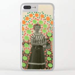 Venecia Como Llegar - Smiling To Tourists Clear iPhone Case