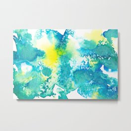 Sea Level Metal Print