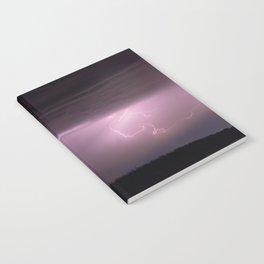 Summer Storm Notebook