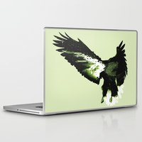 eagle Laptop & iPad Skins featuring Eagle by Yaroslav Greb