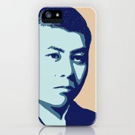 Junichiro Tanizaki iPhone Case