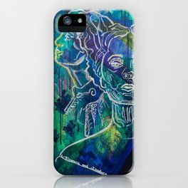 Eleanora and Isadora Entranced iPhone Case