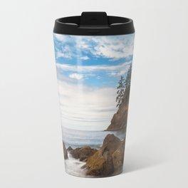 Back To The Beach Travel Mug