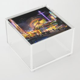 Fairground Attraction panorama Acrylic Box