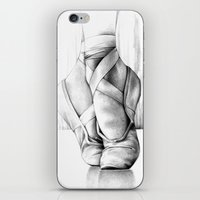 ballet iPhone & iPod Skins featuring Ballet by Andreas Derebucha