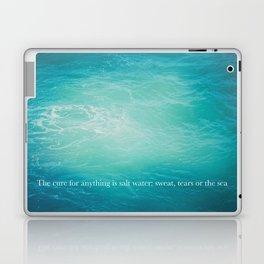 the sea 02 Laptop & iPad Skin
