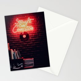 Straight Outta Compton Stationery Cards