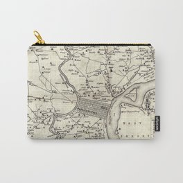 Philadelphia Region - Pennsylvania - United States - 1753 Carry-All Pouch