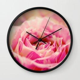 Vanilla Cupcake Wall Clock