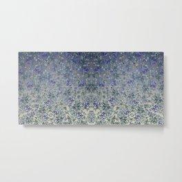 """""""Field of Lavender"""" Metal Print"""