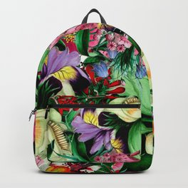 Vintage Floral bouquet Backpack