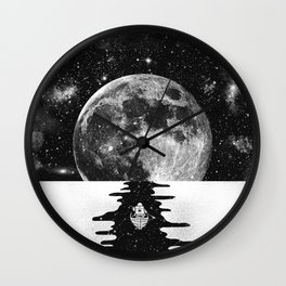 Endless Journey Wall Clock