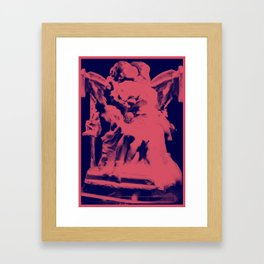 Auguste Framed Art Print