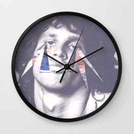 Touch Me Babe Wall Clock