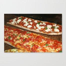 Roma Pizza Canvas Print