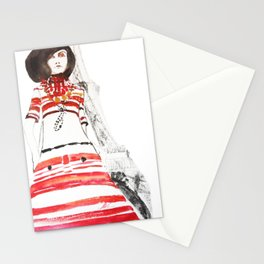 Paris 70's Stationery Cards