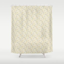 Play, eat, repeat Shower Curtain