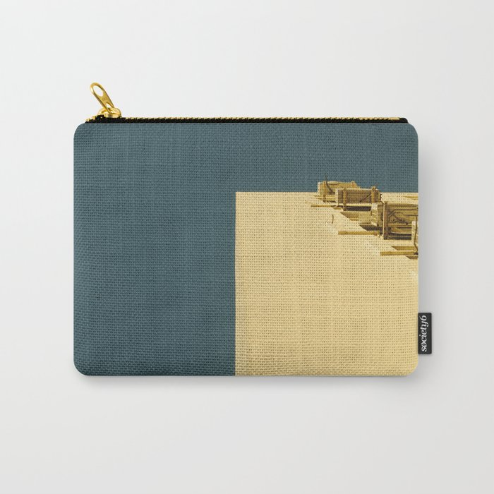 Summer has come and the air is on! Carry-All Pouch