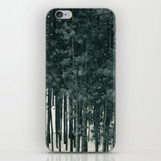 Tree Gazing iPhone & iPod Skin
