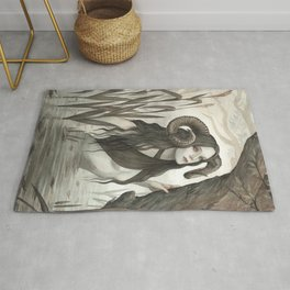 The Witch of the Mire Rug
