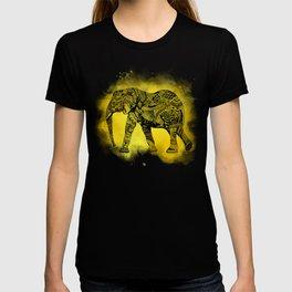 Zentangle Elephant T-shirt