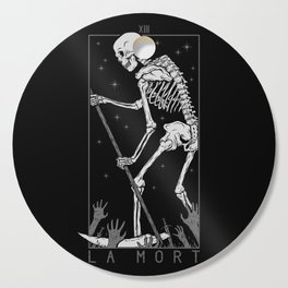 La Mort Cutting Board