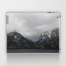 Jenny Lake and The Tetons Laptop & iPad Skin