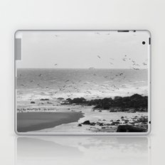 Beach, Calais, France. Laptop & iPad Skin