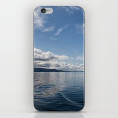 Infinite: Oslo Harbor iPhone & iPod Skin