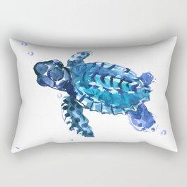 Sea Turtle Hawaii Rectangular Pillow