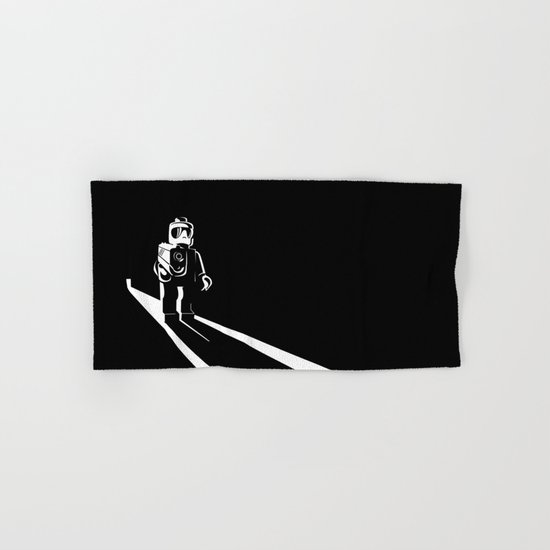 Legophobie Hand & Bath Towel