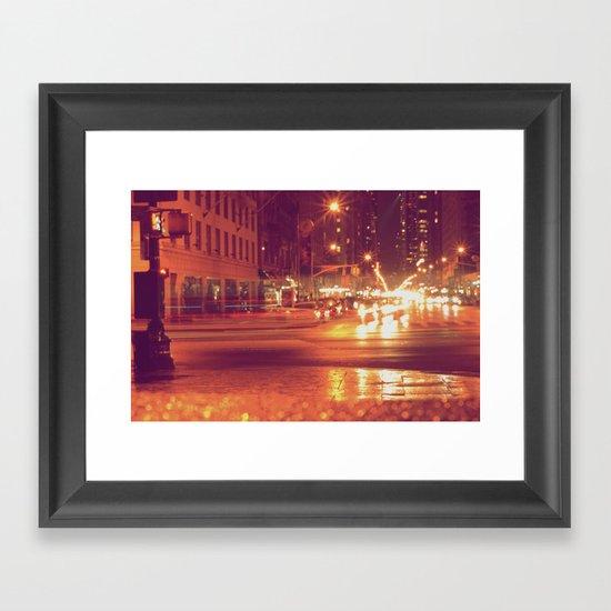 300.13 Framed Art Print