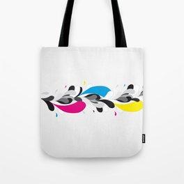 Meeting Color Tote Bag