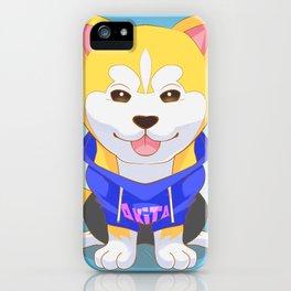 Akita Inu iPhone Case