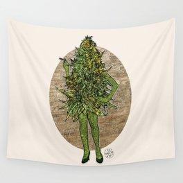 Mama Nugs Wall Tapestry