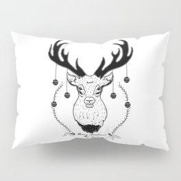 Merry christmas my deers Pillow Sham