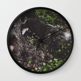 Pixie Hollow Wall Clock