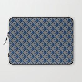 Arranged japanese pattern-01 Laptop Sleeve